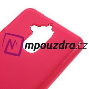 Jelly odolný gelový obal na Asus Zenfone 3 Max ZC520TL - rose - 4
