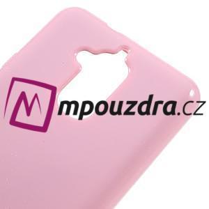 Jelly odolný gelový obal na Asus Zenfone 3 Max ZC520TL - růžový - 4