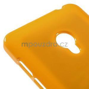 Gelový obal na Asus Zenfone 5 - Žlutý - 4