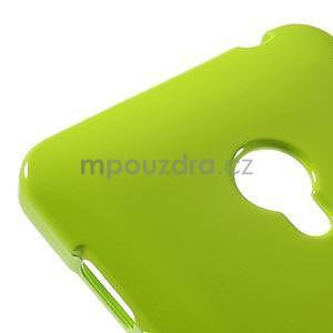 Gelový obal na Asus Zenfone 5 - zelený - 4