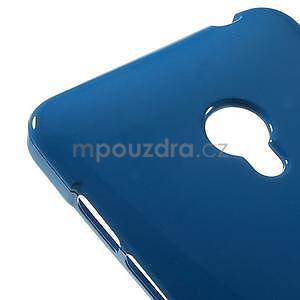 Gelový obal na Asus Zenfone 5 - modrý - 4