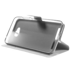 Horse peněženkové pouzdro na Asus Zenfone Max - hnědé - 4