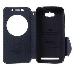 Diary peněženkové pouzdro s okýnkem na Asus Zenfone Max - zelené - 4