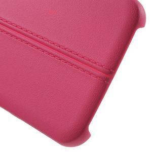 Lines gelové pouzdro na mobil HTC One A9 - rose - 4