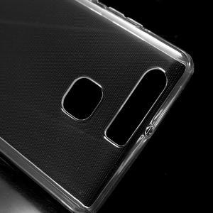 Gelový obal na mobil Huawei P9 - transparentní - 4