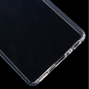 Transparentní gelový obal na mobil Huawei P9 - 4
