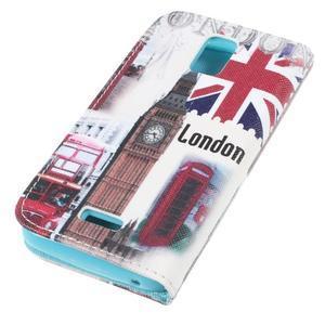 Peněženkové pouzdro na mobil Huawei Y3 a Y360 - United Kingdom - 4