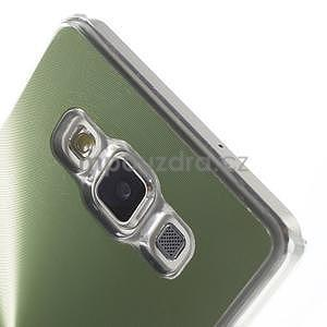 Zelený metalický kryt na Samsung Galaxy A5 - 4