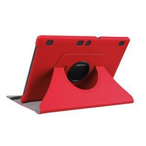 Pouzdro s otočnou funkcí na tablet Lenovo Tab 2 A10-70 - červené - 4