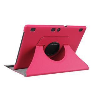 Pouzdro s otočnou funkcí na tablet Lenovo Tab 2 A10-70 - rose - 4