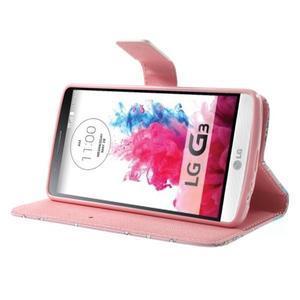 Obrázkové pouzdro na mobil LG G3 - šperky - 4