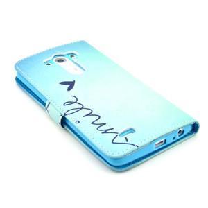 Obrázkové pouzdro na mobil LG G3 - smile - 4