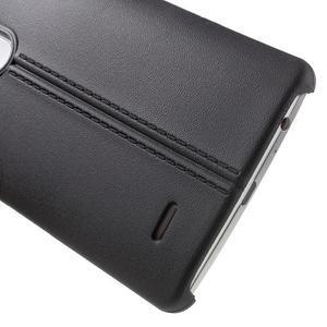 Lines gelový kryt na mobil LG G3 - černý - 4