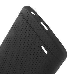 Silks gelový obal na LG G3 - černý - 4
