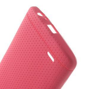 Silks gelový obal na LG G3 - rose - 4