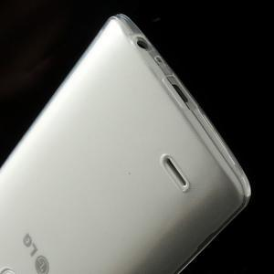 Ultratenký slim obal na mobil LG G3 - transparentní - 4