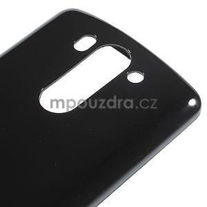 Černý gelový kryt na LG G3 s - 4