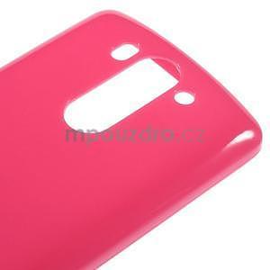 Rose gelový kryt na LG G3 s - 4