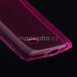 Rose ochranný gelový kryt LG G3 s - 4