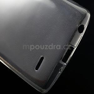 Ultra tenký slimový obal LG G3 s - šedý - 4
