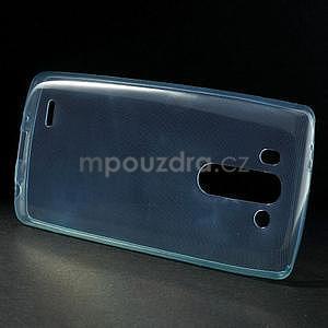 Ultra tenký slimový obal LG G3 s - světle modrý - 4