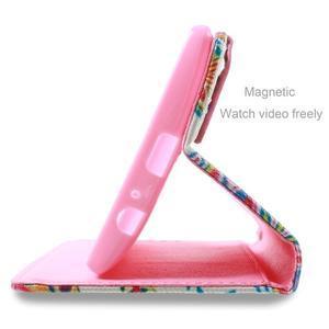 Call peněženkové pouzdro na LG G4 - kaleidoskop - 4
