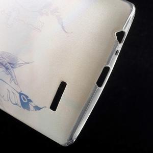Softy gelový obal na mobil LG G4 - lapač snů - 4