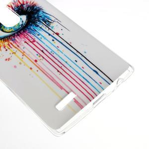 Jells gelový obal na mobil LG G4 - barevné oko - 4
