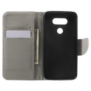 Wall peněženkové pouzdro na LG G5 - nešahat - 4