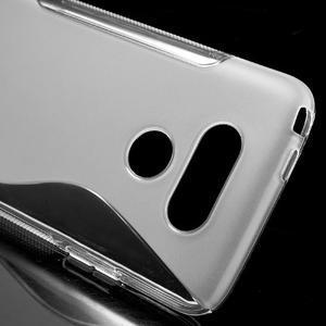 S-line gelový obal na mobil LG G5 - transparentní - 4