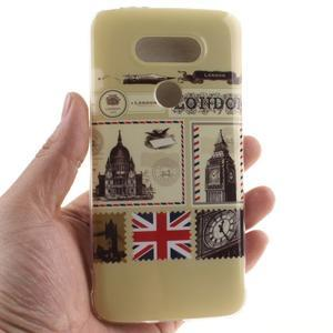 Softy gelový obal na mobil LG G5 - UK Big Ben - 4