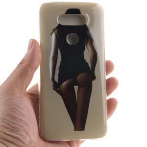 Softy gelový obal na mobil LG G5 - sexy dívka - 4