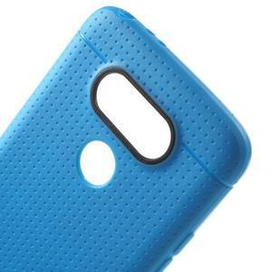 Rubby gelový kryt na LG G5 - modrý - 4