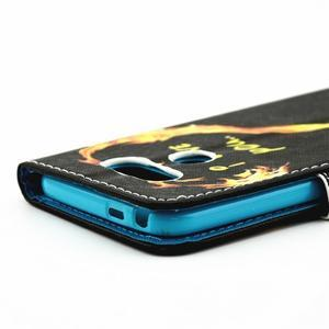 Pouzdro na mobil LG G5 - ohnivá láska - 4