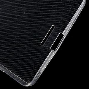 Ultratenký gelový obal na Microsoft Lumia 950 XL - transparentní - 4