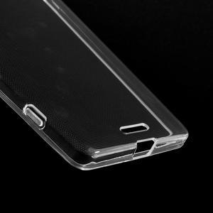 Transparentní gelový obal na Microsoft Lumia 950 XL - 4