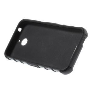 Outdoor odolný kryt na mobil HTC Desire 510 - černý - 4