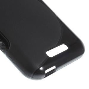S-line gelový obal na mobil HTC Desire 510 - černý - 4