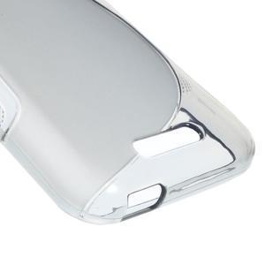 S-line gelový obal na mobil HTC Desire 510 - šedý - 4