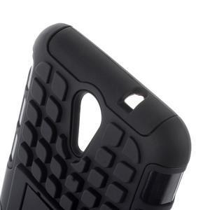 Outdoor odolný obal na mobil HTC Desire 620 - černý - 4