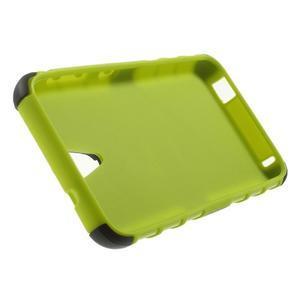 Outdoor odolný obal na mobil HTC Desire 620 - zelený - 4