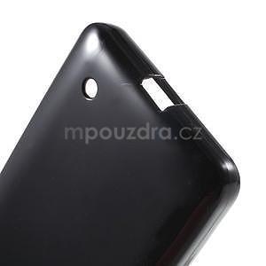 Gelový s-line obal na Microsoft Lumia 640 - černý - 4