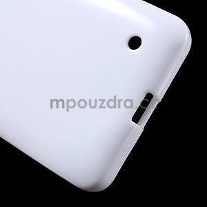 Gelový obal Microsoft Lumia 640 - bílý - 4