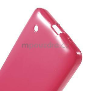 Gelový obal Microsoft Lumia 640 - rose - 4