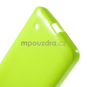 Gelový obal Microsoft Lumia 640 - zelený - 4