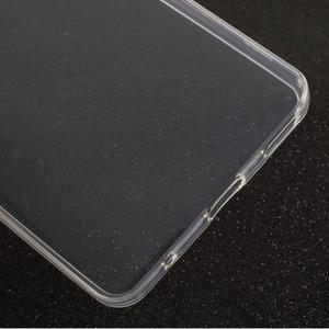 Transparentní gelový obal na Nokia 6.1 - 4