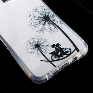 Tvarovaný gelový obal na Samsung Galaxy A5 (2016) - láska - 4