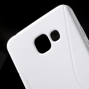 S-line gelový obal na mobil Samsung Galaxy A5 (2016) - bílý - 4