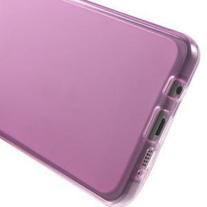 Matný gelový kryt pro Samsung Galaxy A5 (2016) - rose - 4