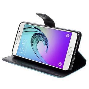 Stylové pouzdro na mobil Samsung Galaxy A5 (2016) - kouzelný motýl - 4